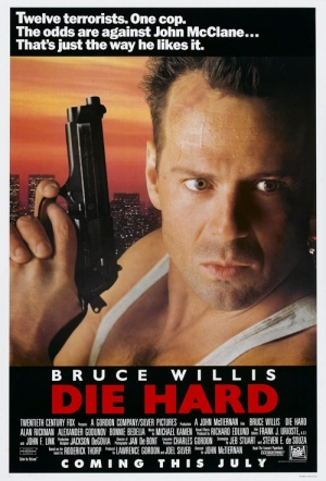 Die Hard Film Poster