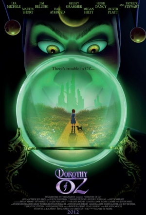 Dorothy of Oz Film Poster
