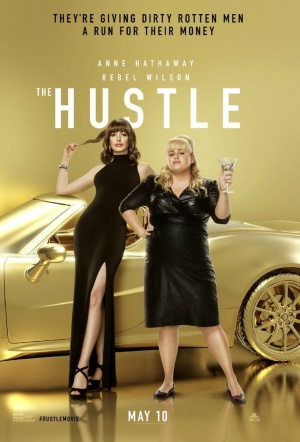 The Hustle Film Poster