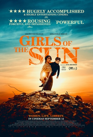 Girls of the Sun Film Poster