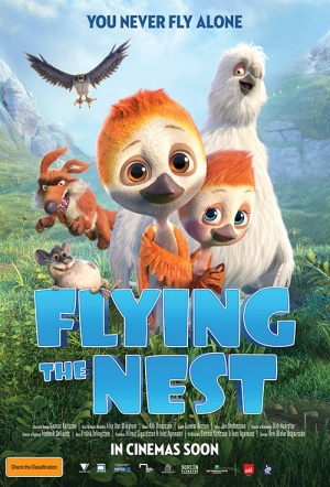 Flying The Nest Film Poster