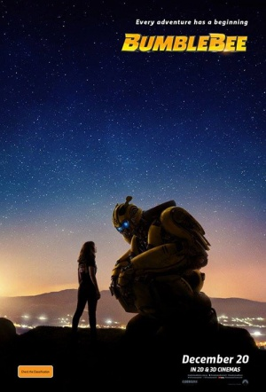 Bumblebee (Sneak Screenings) Film Poster