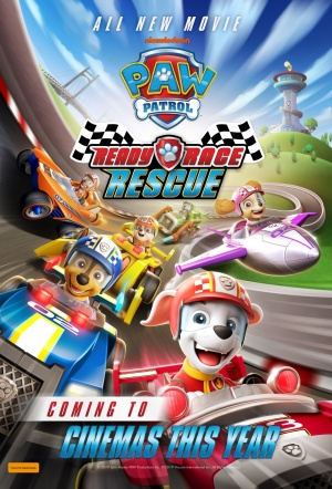 Paw Patrol: Ready Race Rescue Film Poster