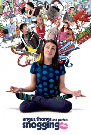 Angus, Thongs and Perfect Snogging Film Poster