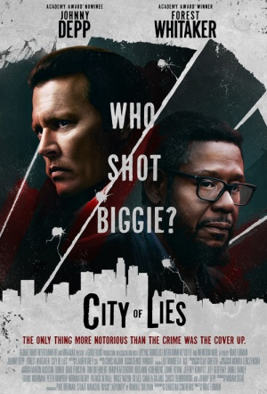 City of Lies Film Poster