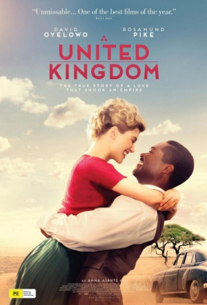 A United Kingdom Film Poster