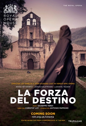 Royal Opera House: La Forza del Destino Film Poster