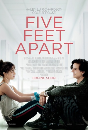 Five Feet Apart Film Poster