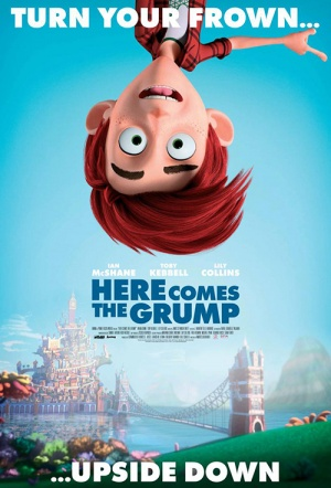Here Comes the Grump Film Poster