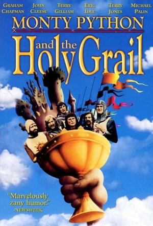 Monty Python and the Holy Grail Film Poster