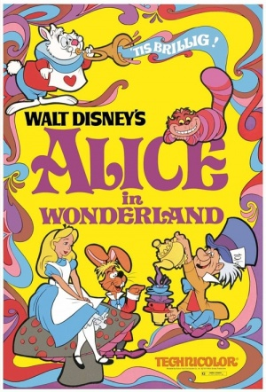 Alice in Wonderland (1951) Film Poster