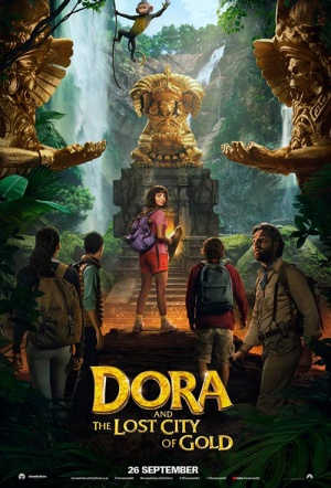 Dora and the Lost City of Gold Film Poster