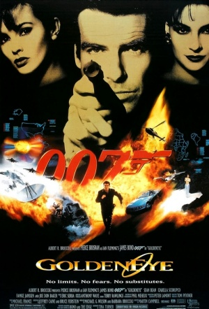 GoldenEye Film Poster