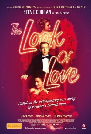 The Look of Love Film Poster