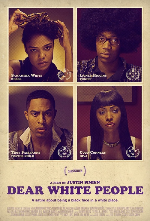 Dear White People Film Poster