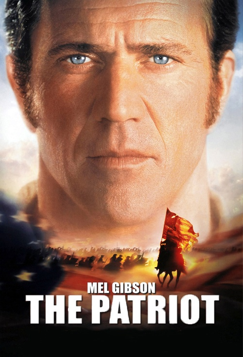 The Patriot Film Poster