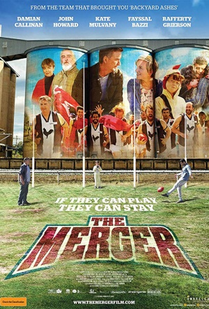 The Merger (2018) Film Poster