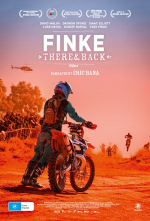 Finke: There & Back Film Poster