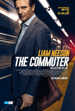 The Commuter Film Poster