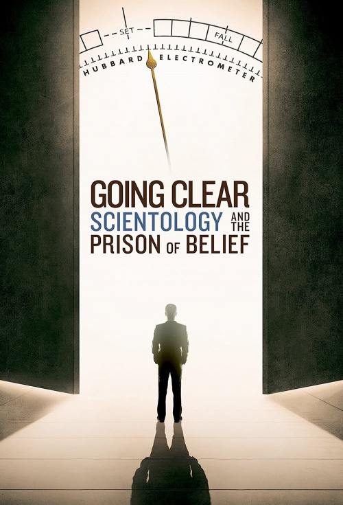 Going Clear: Scientology and the Prison of Belief Film Poster