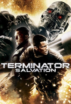 Terminator Salvation Film Poster