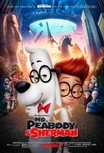Mr. Peabody and Sherman 3D