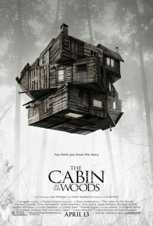 The Cabin In The Woods Film Poster