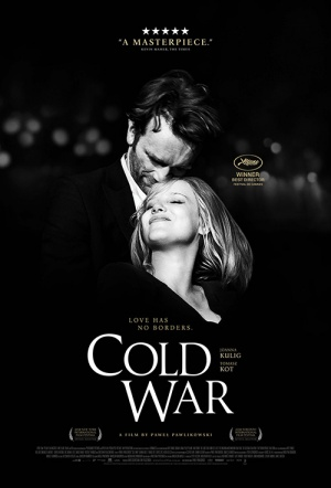 Cold War (2018) Film Poster