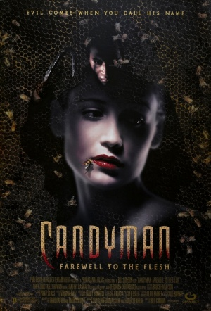 Candyman: Farewell To The Flesh Film Poster