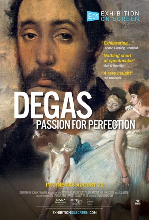Exhibition on Screen: Degas - Passion for Perfection Film Poster