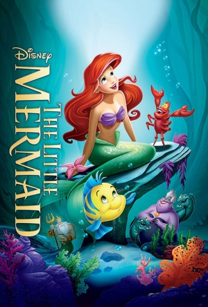 The Little Mermaid: Sing-Along Film Poster