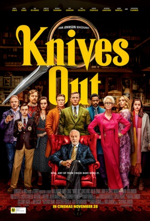 Knives Out Film Poster