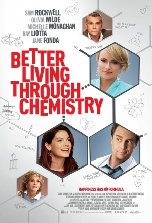 Better Living Through Chemistry Film Poster