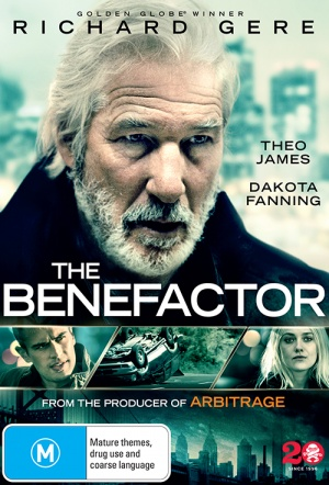The Benefactor Film Poster