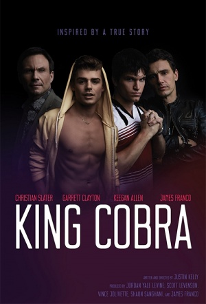 King Cobra Film Poster
