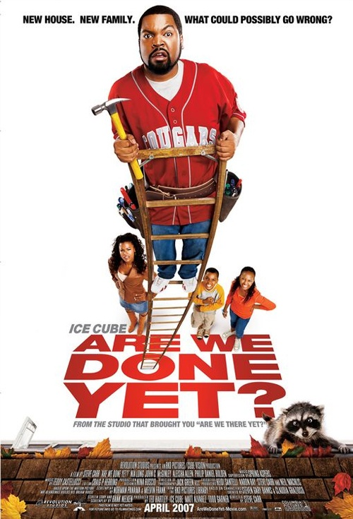 Are We Done Yet? Film Poster