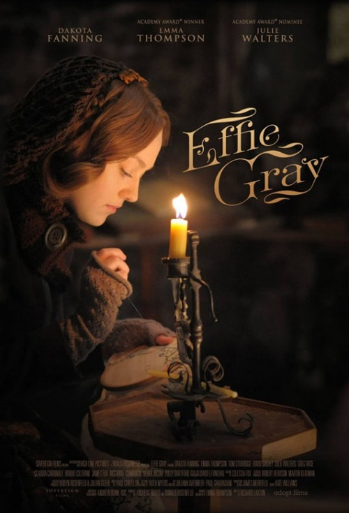 Effie Gray Film Poster