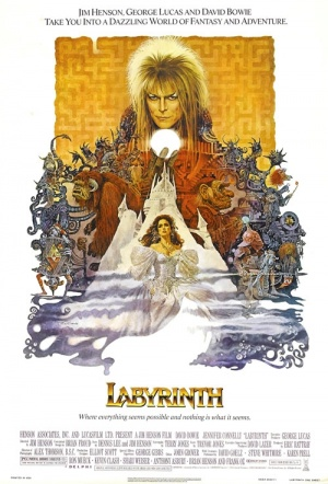 Labyrinth Film Poster