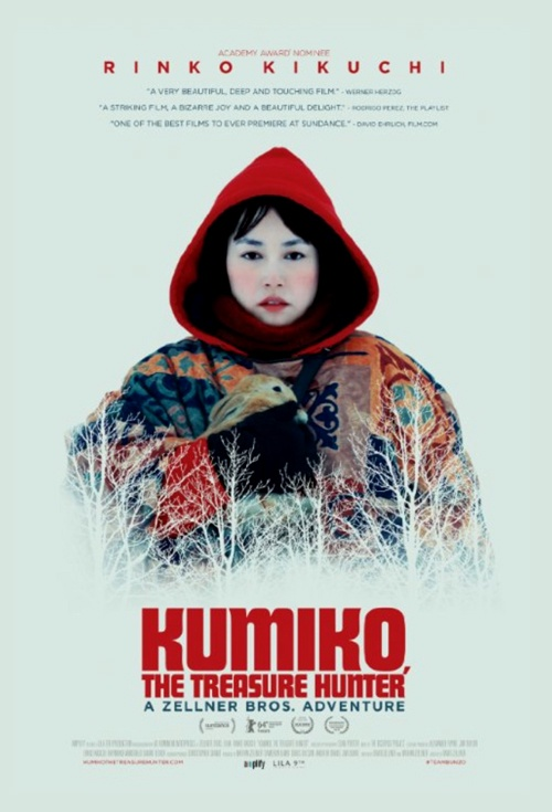 Kumiko, the Treasure Hunter Film Poster