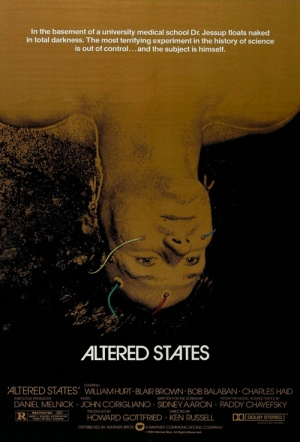 Altered States Film Poster
