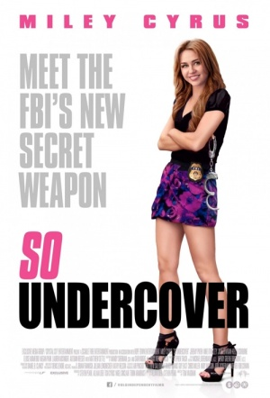 So Undercover Film Poster