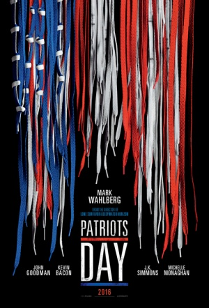 Patriots Day Film Poster