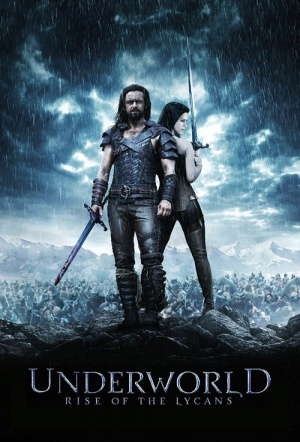 Underworld: Rise of the Lycans Film Poster
