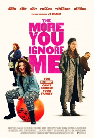 The More You Ignore Me Film Poster