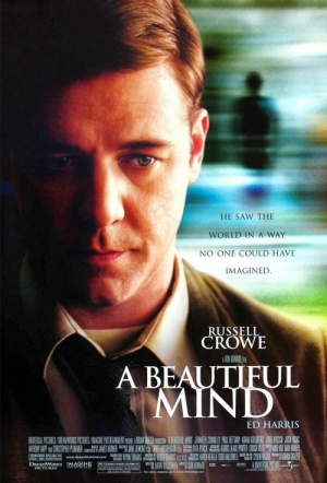 A Beautiful Mind Film Poster