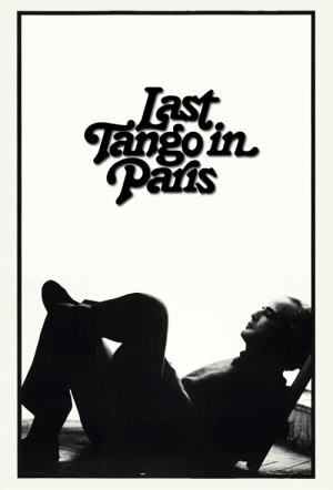 Last Tango in Paris Film Poster