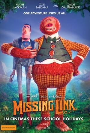 Missing Link 3D