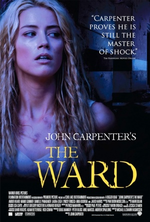 The Ward Film Poster