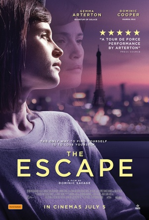 The Escape (2017) Film Poster