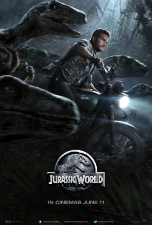 Jurassic World Film Poster